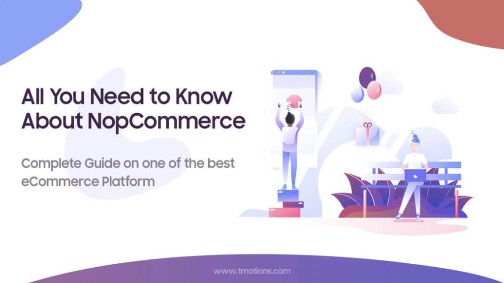 Complete Guide on Nopcommerce Platform