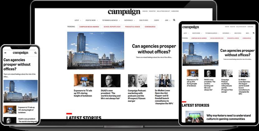 Campaign-Haymarket Media Group